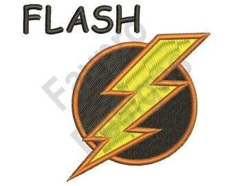 Lightning Bolt - Machine Embroidery Design
