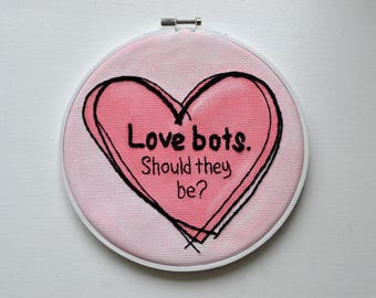 Love bots - Hollywood Handbook