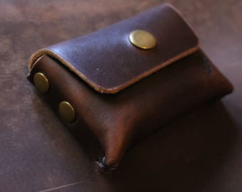 The EDC Wallet - Mens Wallets, Leather Wallet Mens, Leather Wallet, Groomsmen Gift, Mens Leather Wallet, Front Pocket Wallet