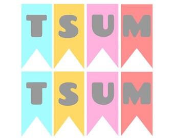 Mini Tsum Tsum Banner