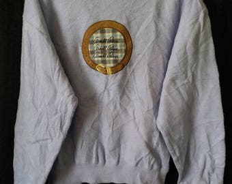 Vintage arnold palmer ladies sweatshirt L