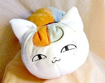 Natsume's Book of Friends Nyanko-sensei Plush (Fanmade)