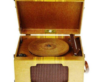 Vintage Andrea Gram 78 Record Player