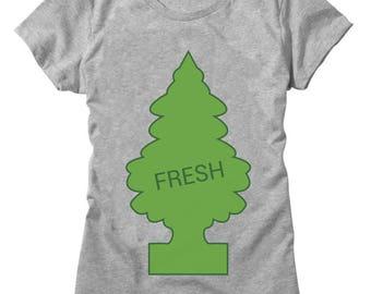 Fresh Car Perfume Tree Women's T-shirt
