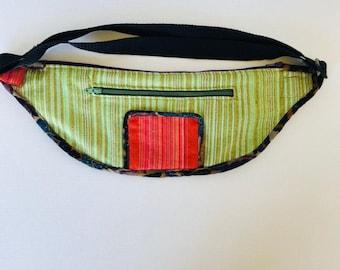 Bum bag, hip bag, waist pouch