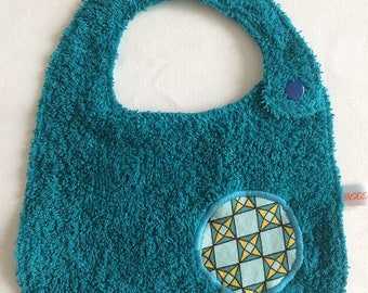BIB BLUE SQUARE N8