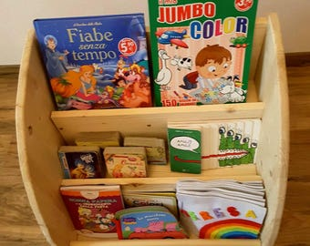 Children's books library Cabinet