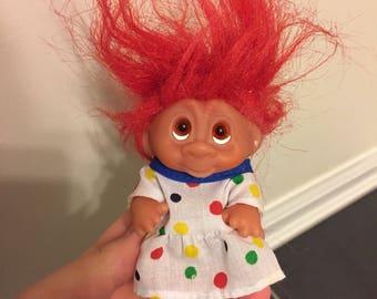 Vintage 1984 norfin dam troll