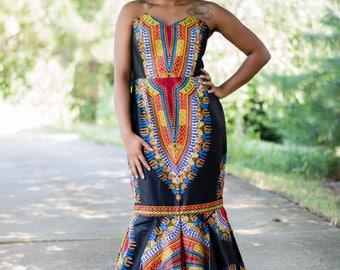 Angelina  Mermaid Dress