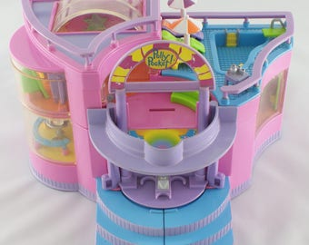 1999 Polly Pocket - Treehouse Dreambuilders