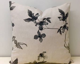 Linen Pillow Cover, Linen Pillows, Boho Pillow, Linen Cushion, Shabby Chic Decorative Pillow, Throw Pillow, Cushions, Linen Pillow Covers