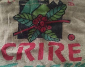Costa Rica Coffee Bean Bag