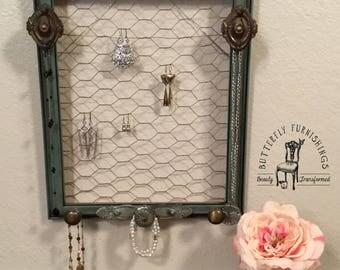 Hanging Jewelry Holder