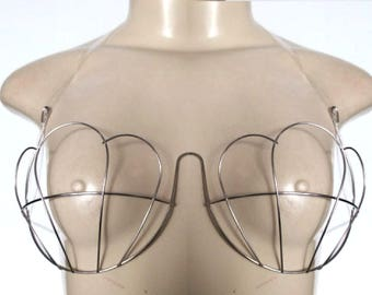 wire bra frame Shell Shape