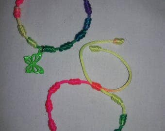 Colorful Friendship Bracelet