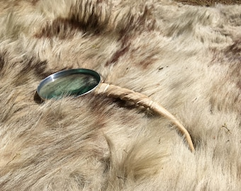 antler magnifying glass