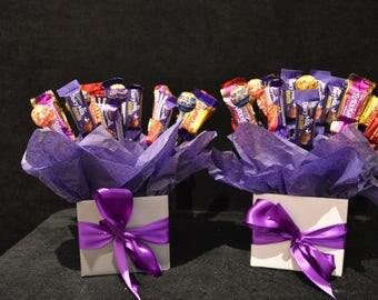 Cadbury Lolly Pop Bouquet - Small