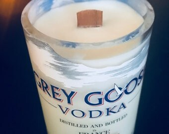 Grey Goose Candle