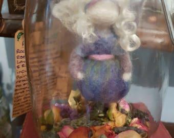 Relaxing wool Fairy