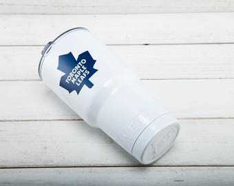 Toronto Maple Leafs YETI Cup  Toronto Maple Leafs Cup Toronto Maple Leafs Birthday Toronto Maple Leafs Gift Toronto Maple Leafs Party
