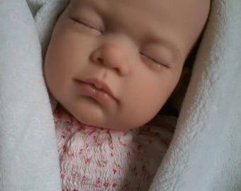 Lifelike Reborn Baby Doll - Girl or Boy - Painted Hair - With a Reborn Layette Gift Box - Made Just For You!