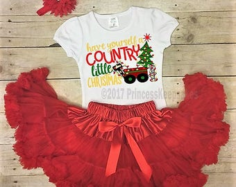 Merry Christmas Outfit, Toddler Christmas Outfit, Girls Christmas Outfit, Santa Outfit, Baby Girls Outfit, Baby Christmas Outfit