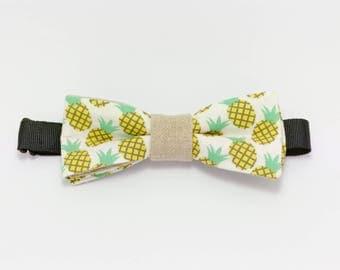 """Bow tie man """"Bingo pineapple"""""""