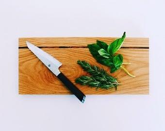 Cutting Board   Serving Platter   Oak