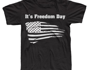 Freedom Day, America, American Flag, 4th Of July, July 4, Independence Day, American