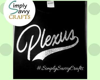 Silver Glitter Plexus Shirt, Plexus Silver, Glitter Plexus, Plexus T-shirt, Plexus Swag, Plexus Clothing, Plexus Tee, Glitter Design, Plexus