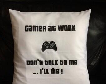 gamer cushion