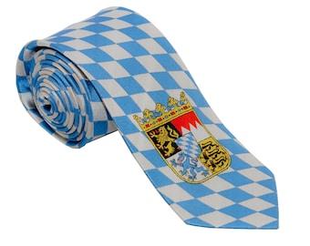 Bavaria Oktoberfest Tie