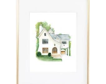 White House Art Print
