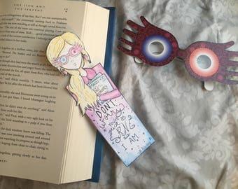 Luna Lovegood Bookmark