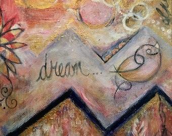 Original Dreamcatcher Art