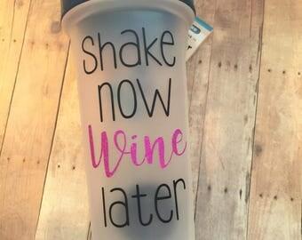 Shaker Bottle, Protein Shaker, Bottle, BPA Free