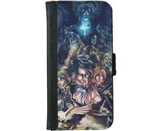 Harry Potter case iPhone 7 case Wallet Case iPhone 7 plus case iPhone 6/6s case iPhone 6/6s plus case iPhone 5/5s/SE case iPhone 4/4s case