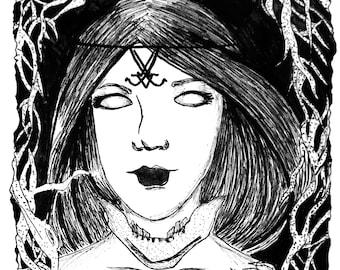 Luciferian Woman