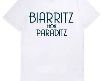 T-shirt - Biarritz