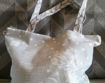 Vintage flower collection Tote