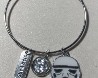 Storm Trooper Bracelet