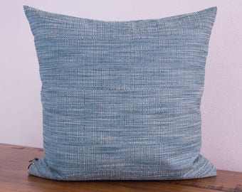 Green-gold - Cushion cover with structure, 50 x 50 cm
