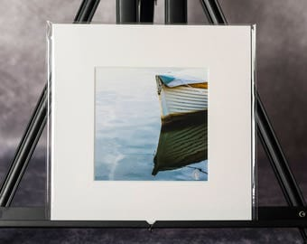 Matted Print: Tender