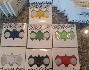 Batman LED Fidget Spinners
