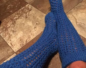 Crochet Leg Warmers/Socks