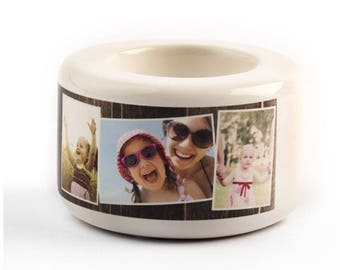 Personalized Tealight Holder