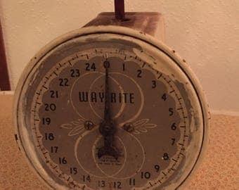 Vintage Kithchen Scale