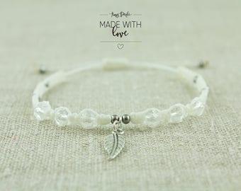 Macrium Bracelet White