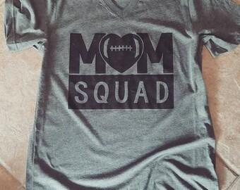 Mom Squad Football