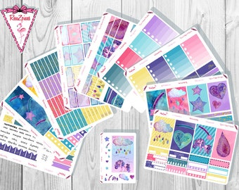 Unicorn Weekly Kit - Happy Planner